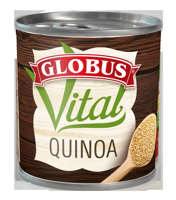 GLOBUS Quinoa konzerv